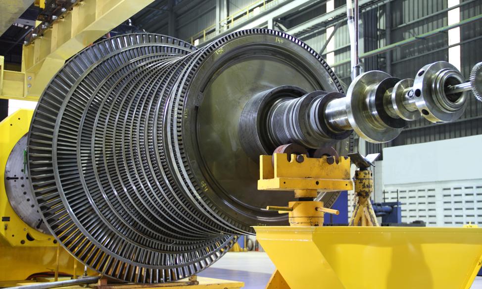 Instandhaltung in der Energie Branche