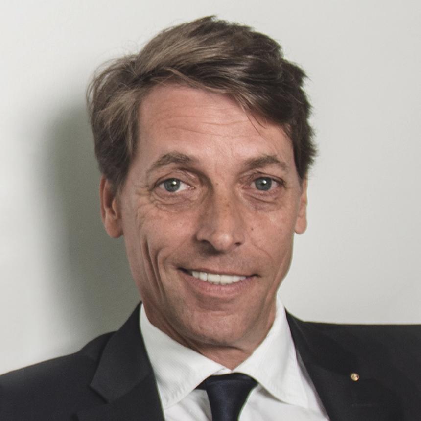 Portraitbild Falk Pagel, Geschäftsführer / Managing Director