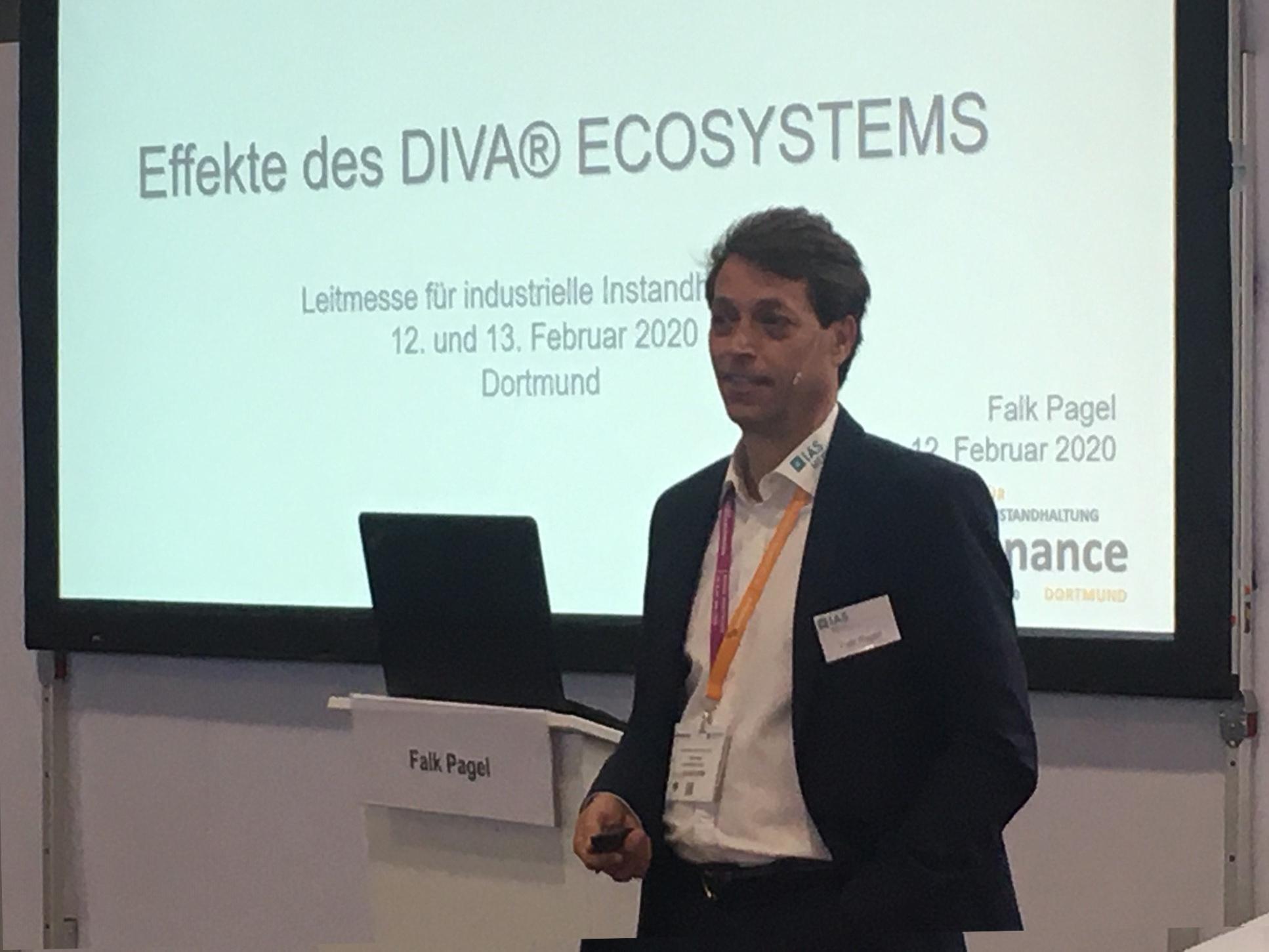 Vortrag von Falk Pagel auf der Maintenance Messe 2020