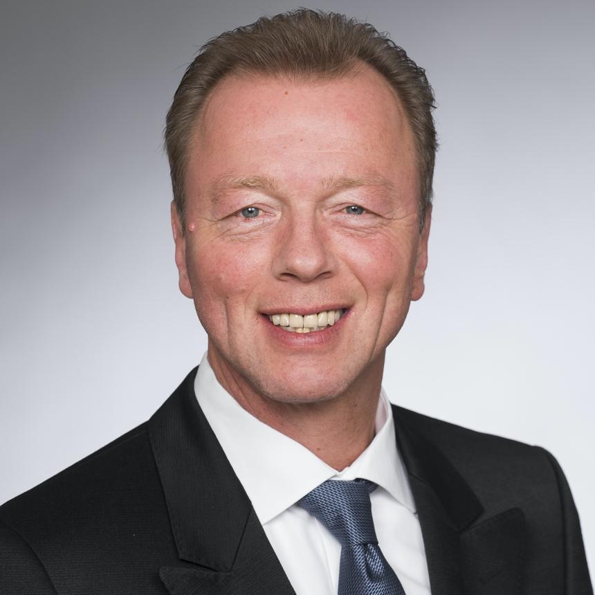 Vertriebsleiter Frank Ostwald