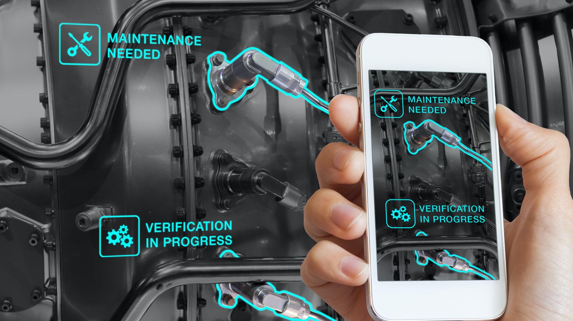 Webinar 3: Digitalisierung in der Instandhaltung